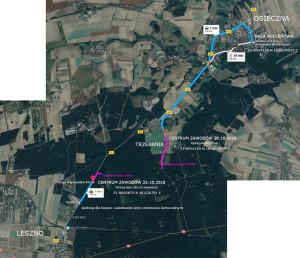mapka dojazdowa ISF